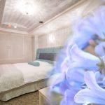カップルズラブホテルグレイス305号室 ミルキーブルースター
