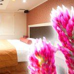 カップルズラブホテルグレイス306号室 ストロベリーキャンドル