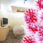 カップルズラブホテルグレイス307号室 クロームダリア